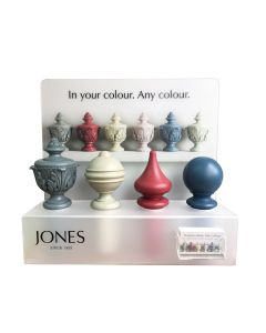 In Your Colour, Any Colour Pole Block