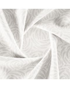 Naturelle Bloom Fabric Limestone