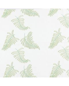 Ferns Fabric, Mint