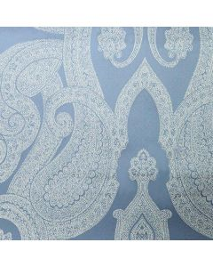 Follifoot Fabric, Ice Blue