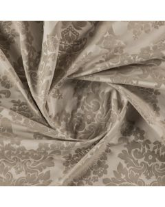 Grandee Fabric, Ecru