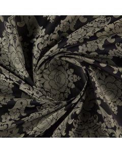 Grandee Fabric, Onyx