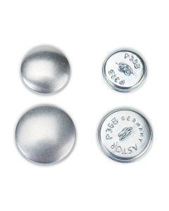 22mm Button Shells
