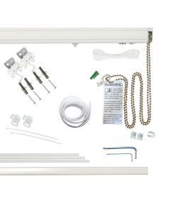 H700 Fixed Chain Roman Blind Kit