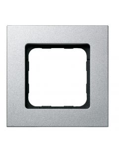 H700WCPF Somfy Wall Panel Frame, Silver