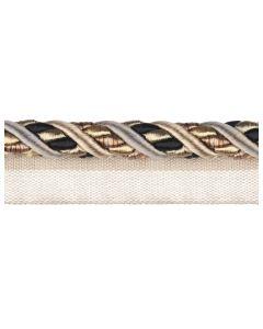 Florentine Flanged Cord, Mushroom