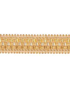 Florentine Braid, Gold