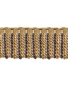 Florentine Bullion Fringe, Bronze