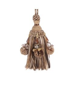 Interlude Key Tassel, Bruna
