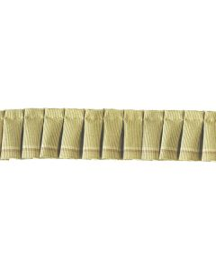 Belezza Pleated Ruche, Gold