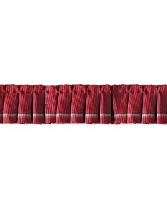 Belezza Pleated Ruche, Ruby