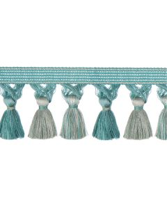 Belezza Tassel Fringe, Turquoise