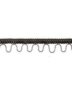 Milan Chain Loop, Black