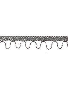 Milan Chain Loop, Graphite