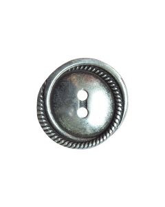 Milan Chain 2 Hole Button, 20mm