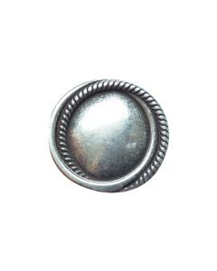 Milan Chain Shank Button, 20mm