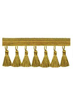Principal Tassel Fringe, Gold