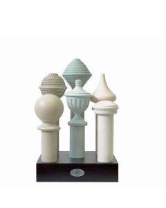 Seychelles Point Of Sale Pole Block