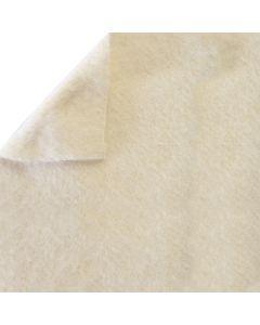Cotton Domette White