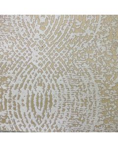 Huby Fabric, Gold