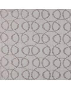 Optica Fabric, Silver