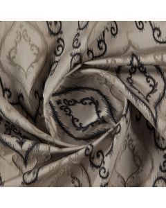 Rococo Fabric, Metal