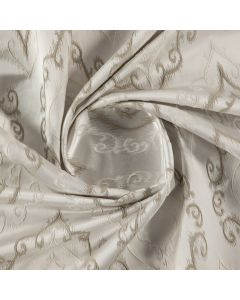 Rococo Fabric, Pearl