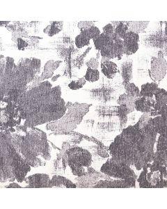 Saffron Fabric, Aubergine