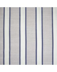 Shalimar Stripe Fabric, Denim