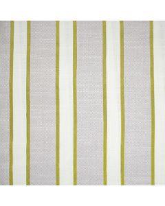 Shalimar Stripe Fabric, Ochre