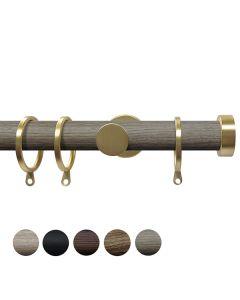 Soho 28mm Stud Pole Kit Jazz