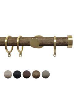 Soho 28mm Stud Pole Kit Minx