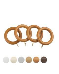 Universal 35mm Wood Rings